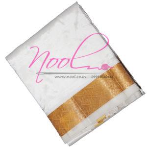 Iyyer-Mundu-Cream-Pure-Silk-Panchakacham-9x5-Mulam-100-Kuli-DHO.41