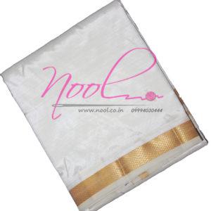 Pancha-Kachcham-Pure-Silk-Dhoti-Cream-9x5-Mulam-50K-Jari-SKS.DHO.20