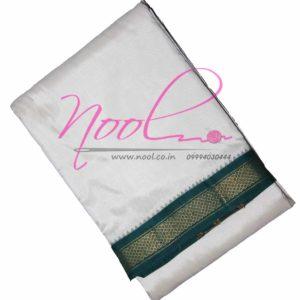 Pure-Silk-Dhoti-Cream-9x5-Mulam-Mayilkan-Border-with-Angavastram-SKS.DHO_.11